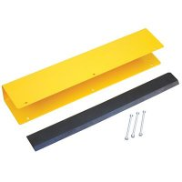 Rack Guards With Rubber Bumper Insert