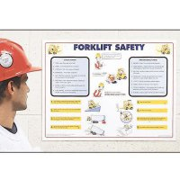Forklift Safety Poster