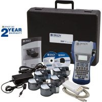 Brady BMP41 Label Printer Facility ID Starter Kit