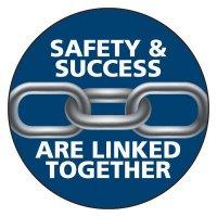Safety Hard Hat Labels - Safety & Success