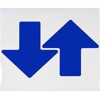 ToughStripe Floor Arrows - 100/Pack
