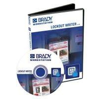 Brady Lockout Writer Printer Application