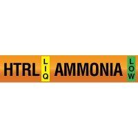 Opti-Code™ Ammonia Pipe Markers - High Temperature Recirculated Liquid