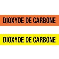 Opti-Code™ Pipe Markers - Dioxyde De Carbone