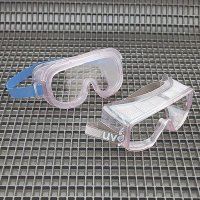 Uvex Classic™ Goggles With Anti-Fog Lens