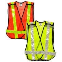 RefleX Wear Hi-Visibility Daytime Traffic Vests