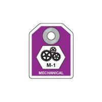 Energy Source ID Tags - Mechanical