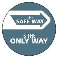Safety Hard Hat Labels - The Safe Way