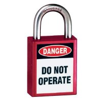 American Lock® Message Padlocks - Keyed-Differently