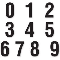 Magnetic Number Set