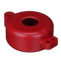 Brady SD02M Red Cylinder Tank Valve Lockout Device