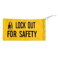 Brady Rugged Canvas Yellow Lockout Bag (65780)