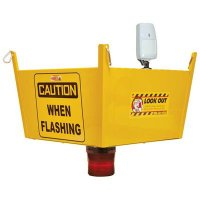 Dock Watcher Forklift Collision Awareness System
