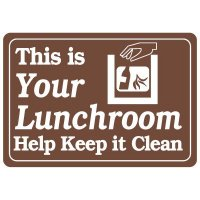 Lunchroom Signs - This Is Your Lunchroom
