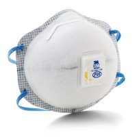 3M™ P95 Particulate Respirator 8577 with Nuisance Level Organic Vapor Relief 8577