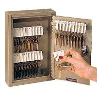 Brady® Padlock Lockout Key Cabinet