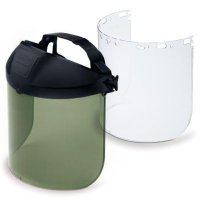 Sperian Clear Face Visors