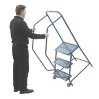 Tilt To Roll Ladders