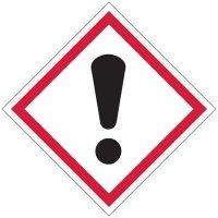 GHS Signs - Harmful/Irritant
