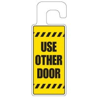 Door Knob Hangers - Use Other Door
