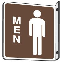 2-Way Sign - Men (W/Graphic)