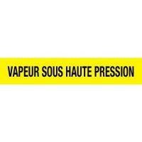 Opti-Code™ Pipe Markers - Vapeur Sous Haute Pression