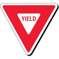 Reflective Traffic Signs - Yield