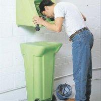 Waste Water Disposal Cart
