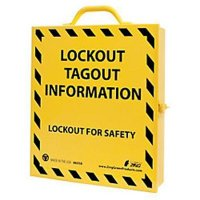 Zing® RecycLockout Lockout Document Case