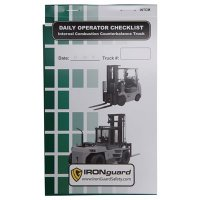 IRONguard™ Lift Truck Checklist Caddy, Replacement