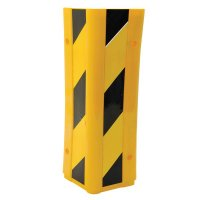PVC Corner Guard With Drywall Anchor