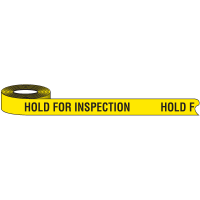 Color-Coded QC Shipping Tape - Inspection