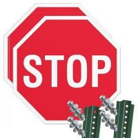 Stop Sign Kit