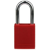 High-Performance Brady® Safety Padlocks - Keyed Differently