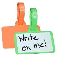 Medium Write-On Tag Ties