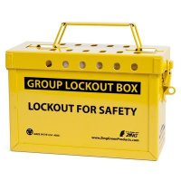 Zing® RecycLockout Group Lockout Box