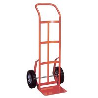 Industrial Duty Steel Hand Truck - Continuous Handle