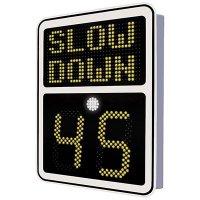 SafePace 600 Radar Feedback Sign