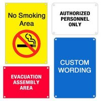 Custom Giant Heavy-Duty Signs
