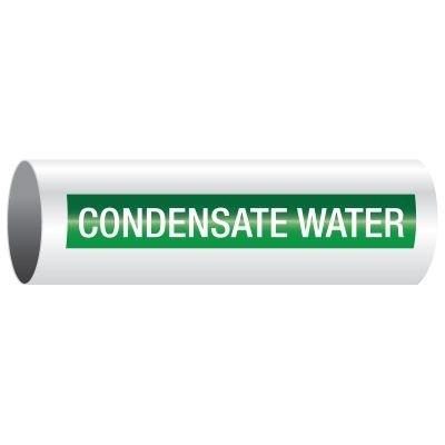Opti-Code™ Self-Adhesive Pipe Markers - Condensate Water