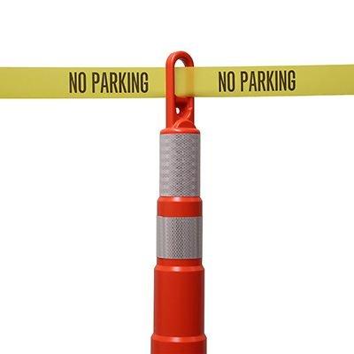 Barricade Tape - No Parking