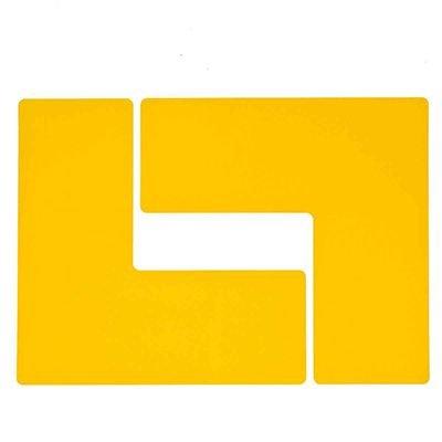 Floor Marking L Corners