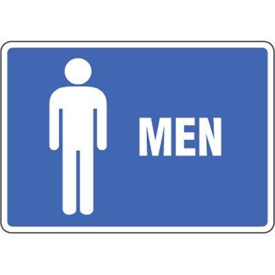 Eco-Friendly Signs - Men