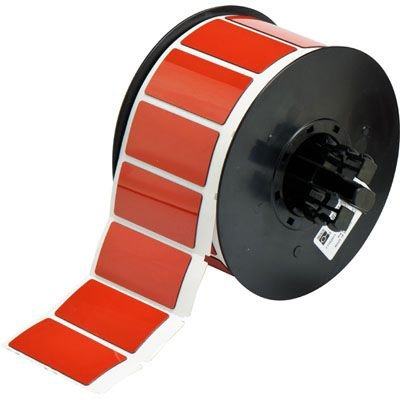 Brady B30EP-173-593-RD B30 Series Label - Red
