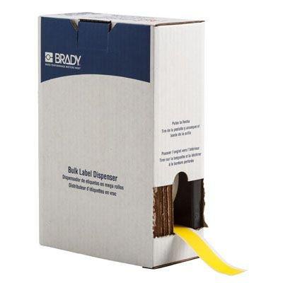 Brady BM71C-1000-855-YL BMP71 Label - Yellow