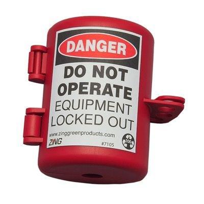 Zing® RecycLockout Small Plug Lockout