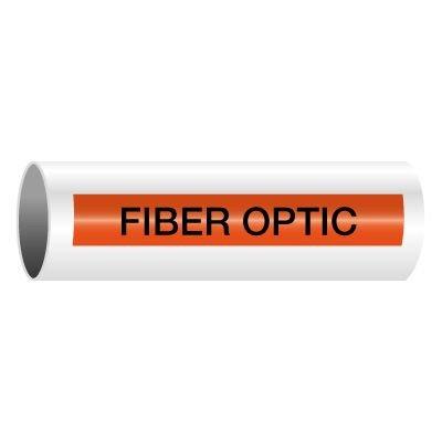 Fiber Optic - Self-Adhesive Electrical Markers