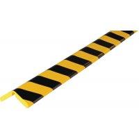 Butoir de protection en mousse Optichoc flexible - pour angles de 45° à 160°
