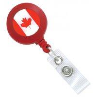 Porte-badge enrouleur zip personnalisé avec finition résine