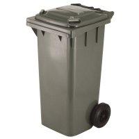 Conteneurs à déchets colorés vidage par prise frontale ou latérale